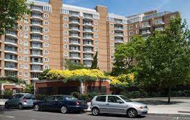 Cheval Apartments exterior
